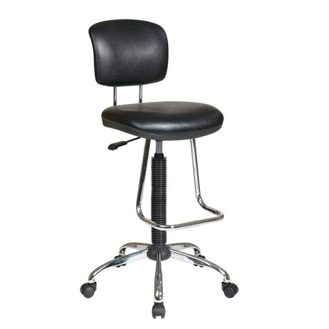 office work smart eco leather executive office chair