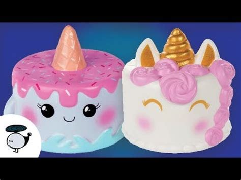 cake squishies silly squishies youtube