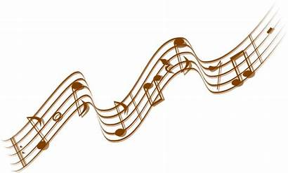 Notes Gold Musical Clip Note Clipart Clker