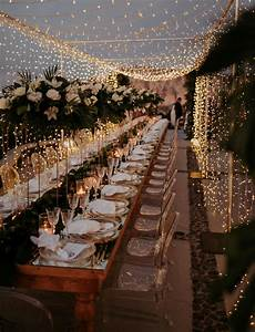 These, Fairy, Light, Wedding, Ideas, Will, Make, You, Swoon