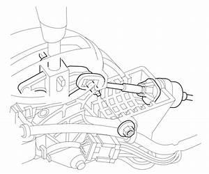 Shift Cable Adjustment  A  T     Transmission Shifter
