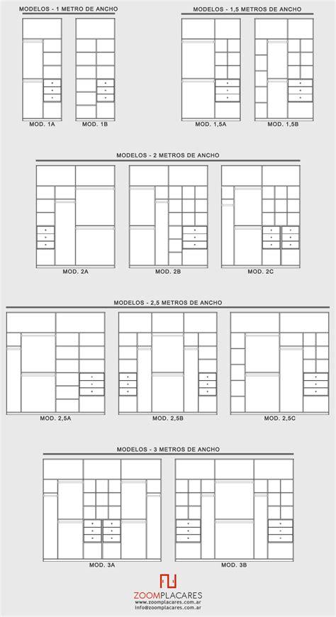 modelos de placares casa en  interiores de placard
