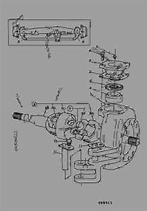 Knuckle  Steering  4wd Axle