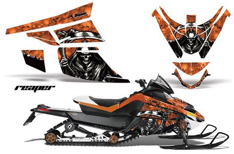 Arctic Cat Z1 Turbo Sled Snowmobile Wrap Graphic Kit ...