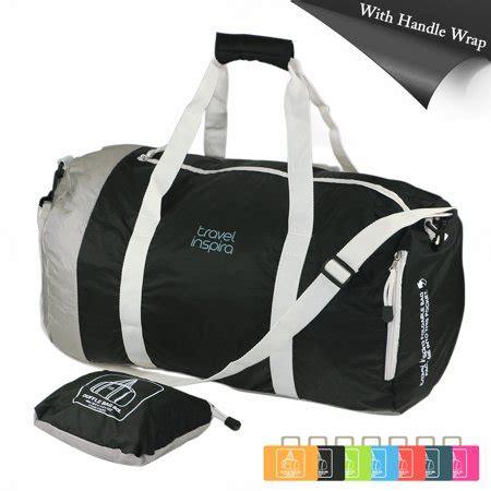 foldable waterproof travel luggage duffle bag lightweight