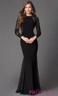 sleeve lace bridesmaid dresses xcite sleeve lace illusion dress promgirl
