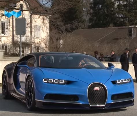 A bugatti chiron will cost you multiple millions of dollars (usually around $3 million but can vary). Bugatti Chiron at Parmigiani Fleurier - Video   DPCcars