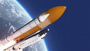 3D Model Of Space Shuttle Stock Footage Video 4850582 ...