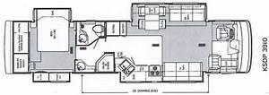 2005 Newmar Kountry Star  Photos  Details  Brochure  Floorplan