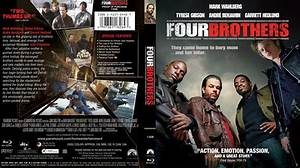 Four Brothers - Movie Blu-Ray Scanned Covers - Four ...