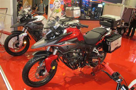 Modification Viar Vortex by Motor Touring Adventure Viar Vortex 250 Dibanderol Rp 44