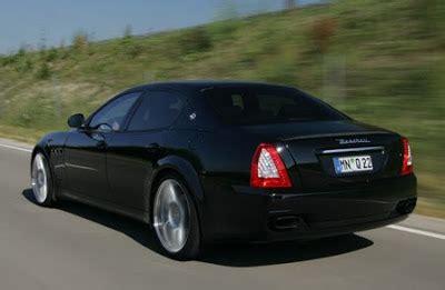 Modifikasi Maserati Quattroporte by Novitec Tridente Tuning Program To Maserati Quattroporte