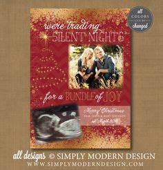 1000 ideas about Pregnancy Christmas Card on Pinterest