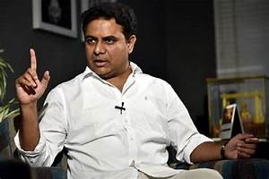 KTR lashes out at Defence Ministry, says Centre delaying ...
