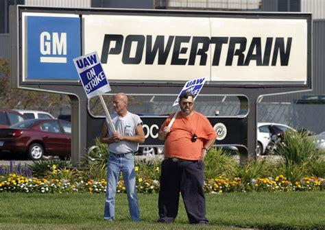 united auto workers strike gm photo gallery autoblog