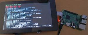 Raspberry Pi Touch Screen - How to connect [Video]