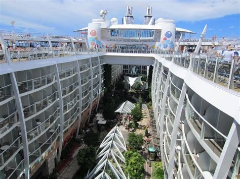 Oasis Of The Seas Balcony Room Pictures by More Great Escape Charles Keefer S Blog