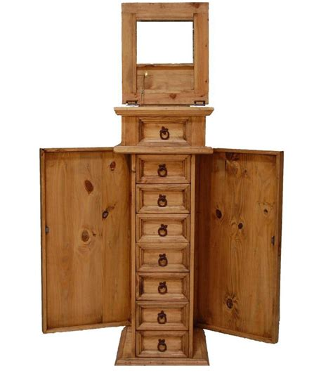 rustic jewelry armoire - 28 images - rustic jewelry box