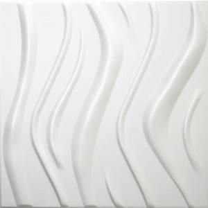 Polystyrenové kazety na stěnu