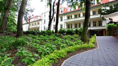 Ostsee Hotel Kaisers Garten Polen Swinemünde