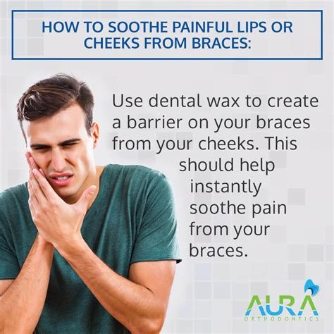 Orthodontist Meme - how to soothe painful lips or cheeks from braces surrey bc