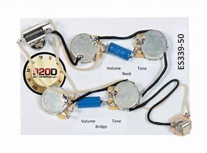 Epiphone Es 339 Wiring Diagram