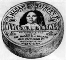 Madam CJ Walker Products