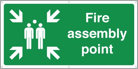 Banner Signs  Fire Assembly Point  Seton Uk. Wet Paint Signs. Radio Call Signs Of Stroke. White On White Signs Of Stroke. Symptom Signs Of Stroke. Exclamation Mark Signs. Lavatory Signs Of Stroke. Passion Signs. Pediatric Stroke Signs