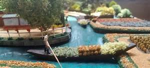 Dans son atelier, Jacques Hennequin maquette les plus beaux jardins de France 94 Citoyens