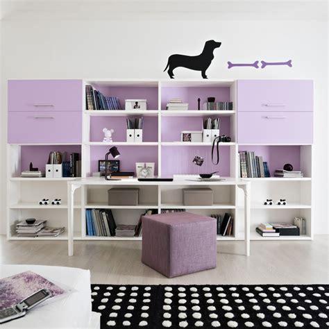 libreria scrivania arredamento soggiorno arredamento