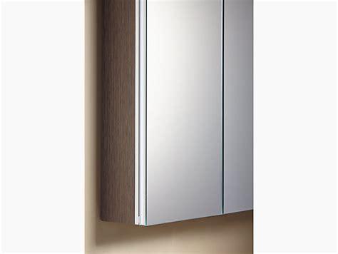 Kohler K 99010 Na Verdera Medicine Cabinet by K 99010 Verdera Medicine Cabinet With Mirrored