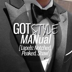 Gotstyle Manual  Notched  Peaked  Shawl