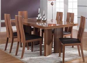 modern dining room tables solid wood tedxumkc decoration With modern wood dining room sets