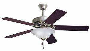 Indoor ceiling fans every