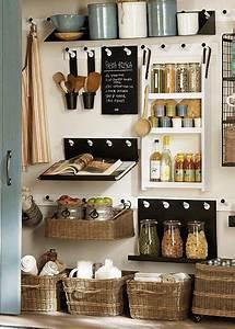 Pinterest Deco Cuisine : 6 astuces rangement et gain de place dans une petite cuisine ~ Preciouscoupons.com Idées de Décoration