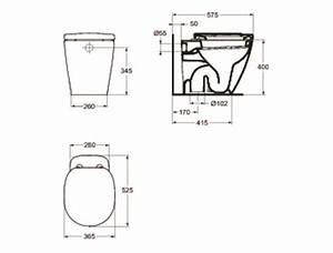 Ideal Standard Connect Vaso A Terra