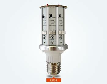 e2732 led bulb for low intensity aircraft warning light