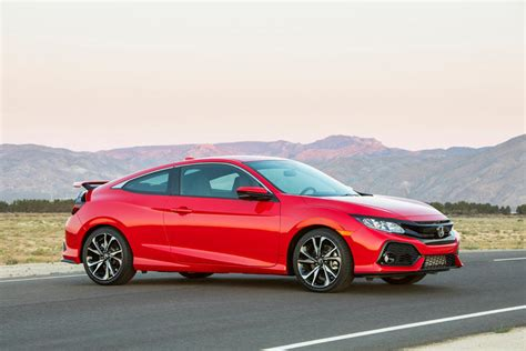 Civic Si Specs by 2018 Honda Civic Si Coupe Review Trims Specs And Price