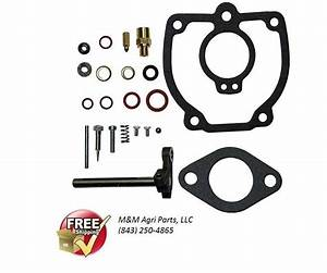 Carburetor Kit Ih Farmall 560 656 660 706 756 766 806 826