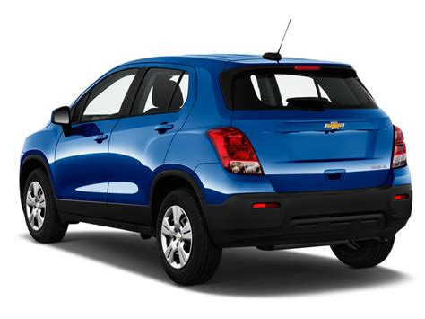 2015 Chevrolet Trax 1ls by Image 2015 Chevrolet Trax Fwd 4 Door Ls W 1ls Angular