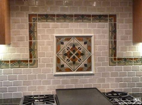 janet starr craftsman tiles  feature tile artistic