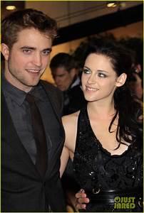 Kristen Stewart & Robert Pattinson Premiere 'Breaking Dawn ...