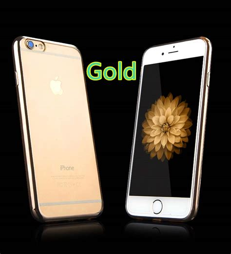 iphone 6 plus cheap 2016 cheap gold iphone 6s and 6s plus silicone cases or