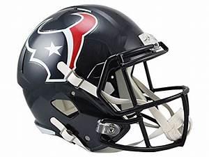 NFL Houston Texans Riddell Full Size Replica Speed Helmet ...
