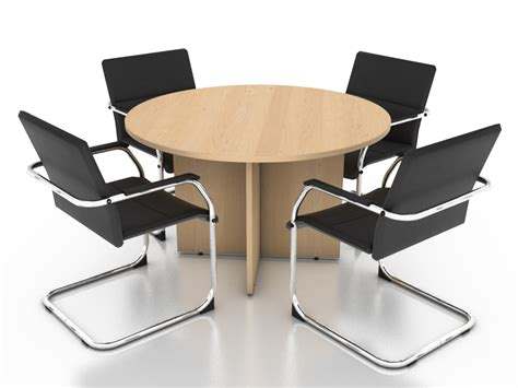 round conference table for 6 dynasty furnitures conference table