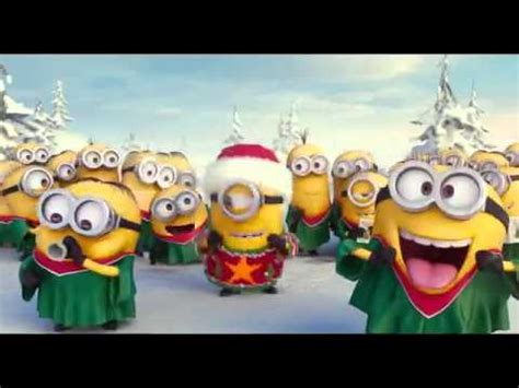 frohe weihnachten minions bilder