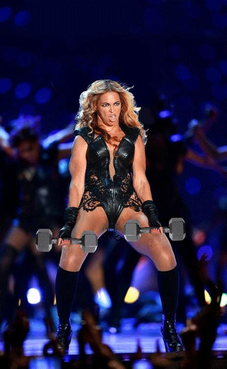 Beyonce Superbowl Meme - clever bulletin unflattering photos of beyonc 233 during super bowl s halftime show become