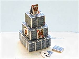 *Life in Miniature*: Itty-Bitty Playing Card Houses