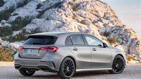 Mercedes A Class 2019 by Coming To America Mercedes Unveils The New A Class