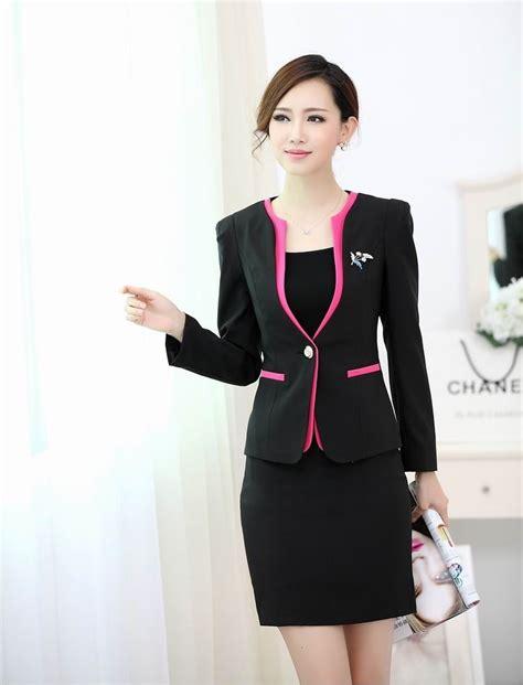 See more ideas about medical uniforms, scrubs uniform, spa uniform. Formal Ladies Office Uniform Designs Women Suits with ...